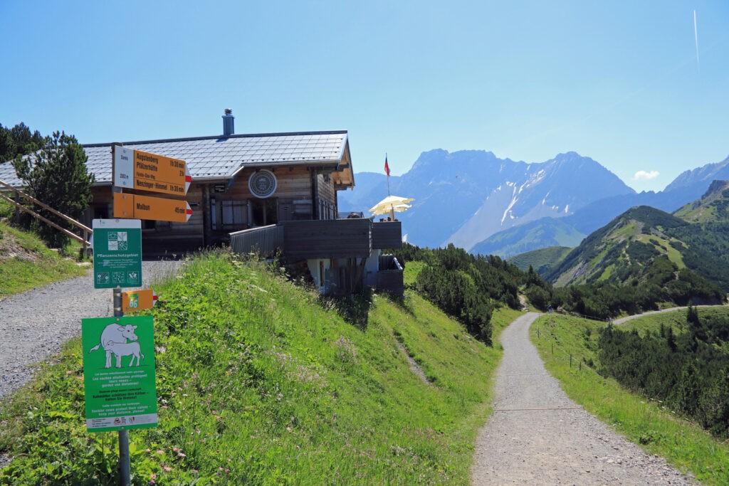 Liechtenstein Sareis