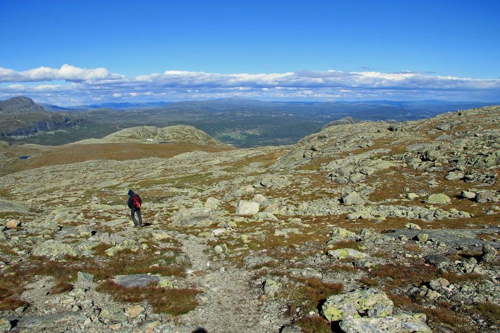 Mugnetind hike