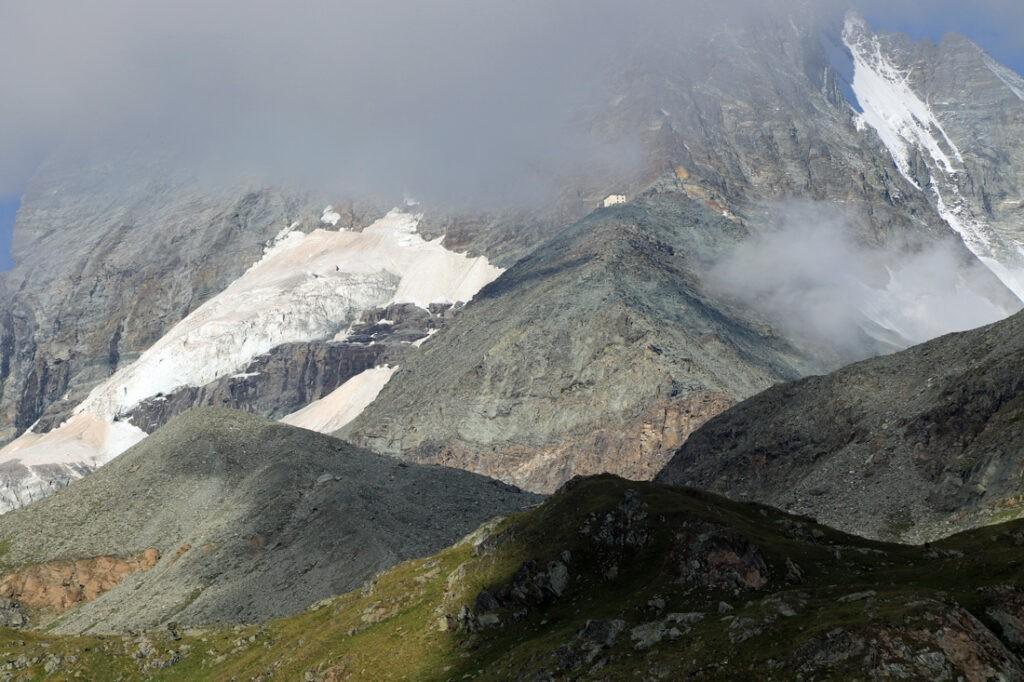 Schwarzsee uitzicht Hörnlihütte