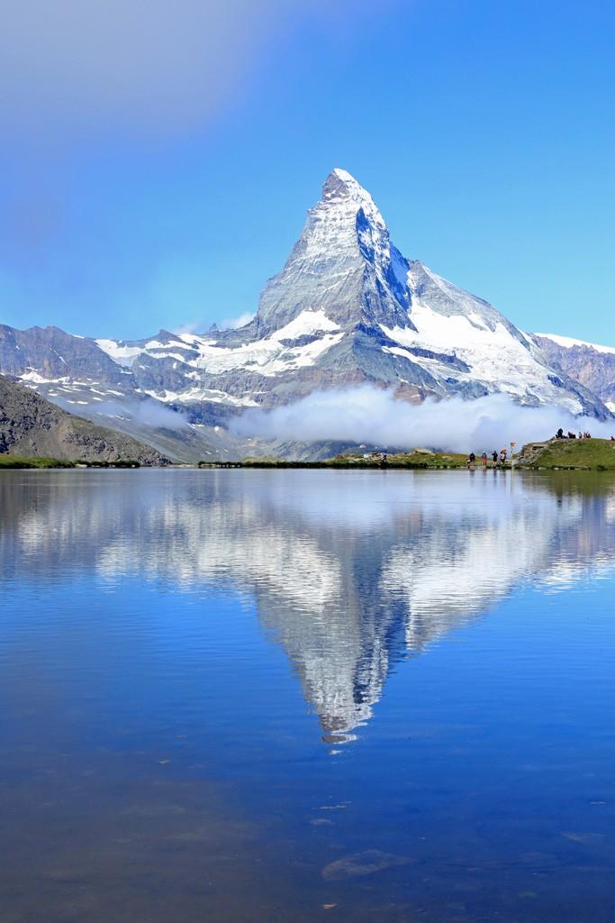 Stellisee Matterhorn
