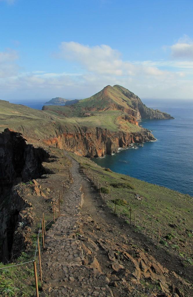 Madeira hike
