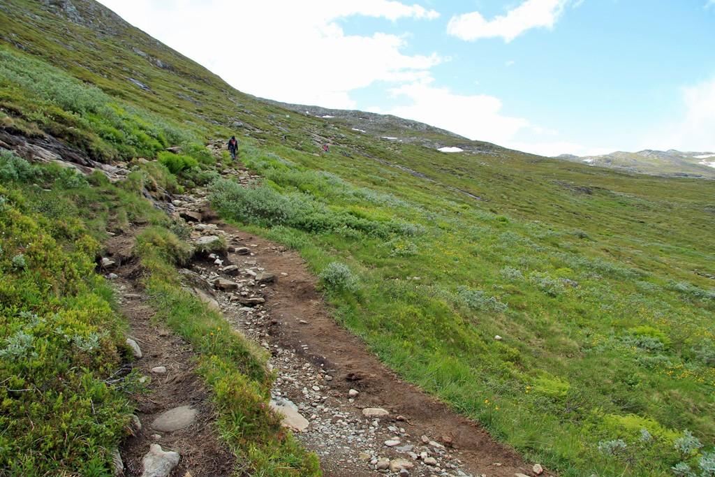Bitihorn hike