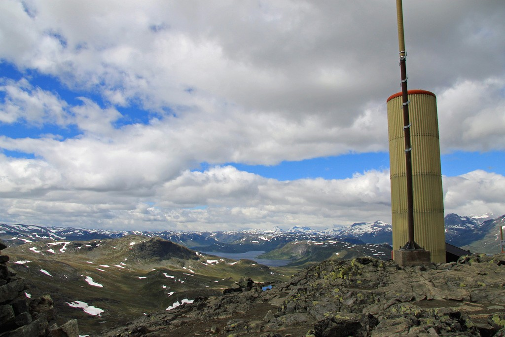 Bitihorn summit