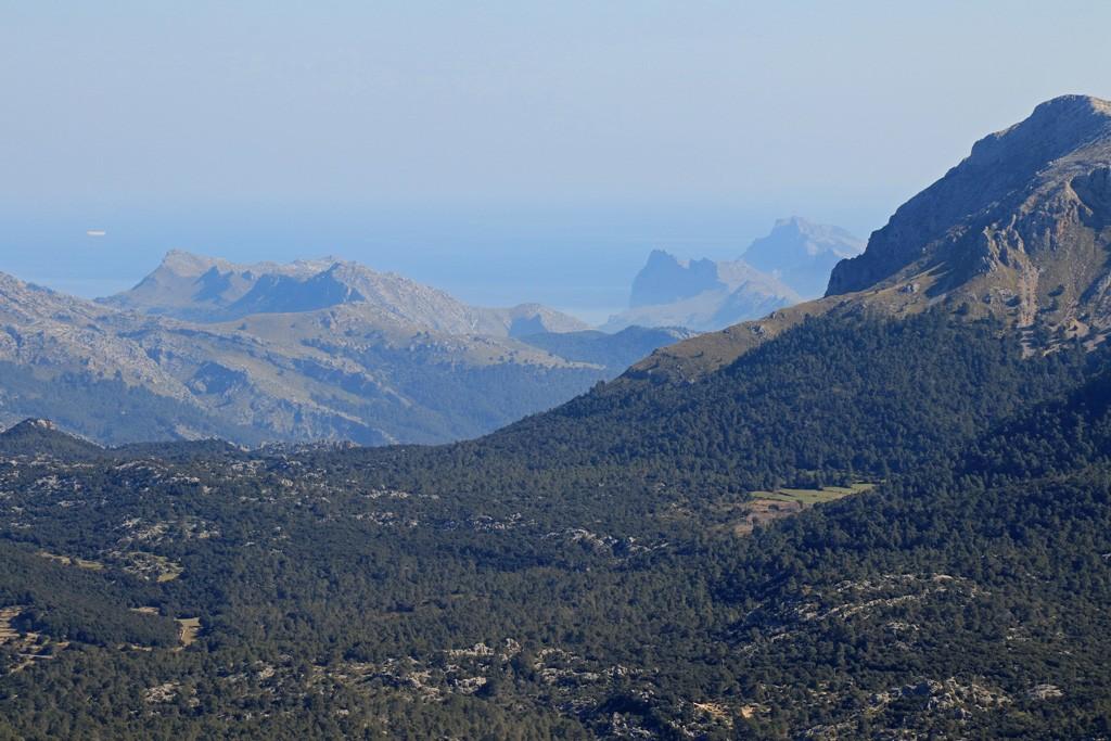 Mallorca Massanella hike