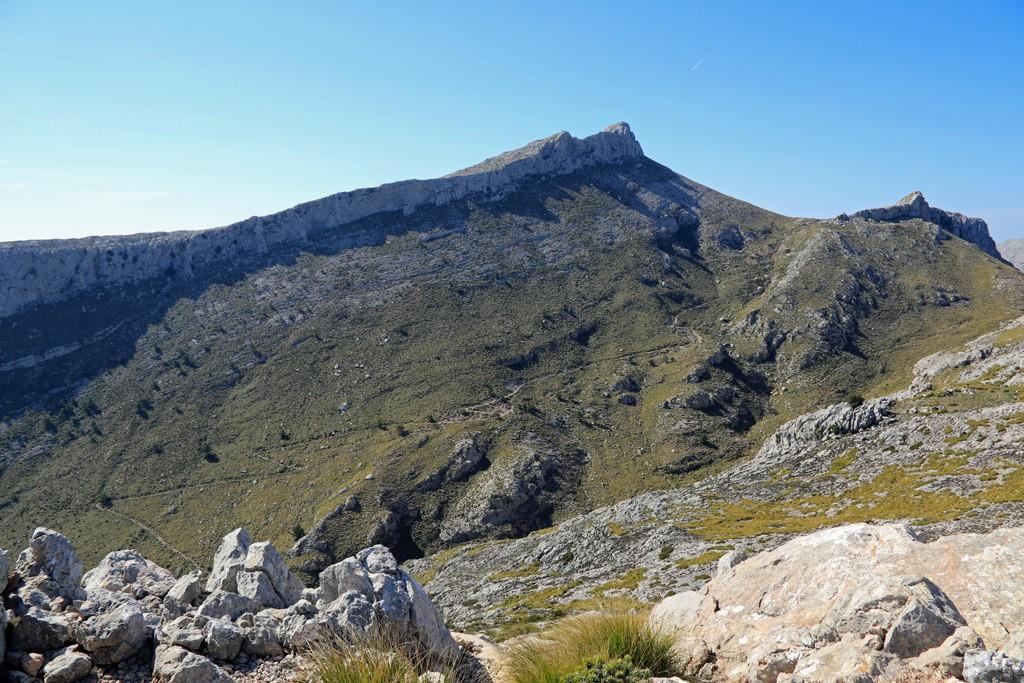 Mallorca Puig d'en Galileu