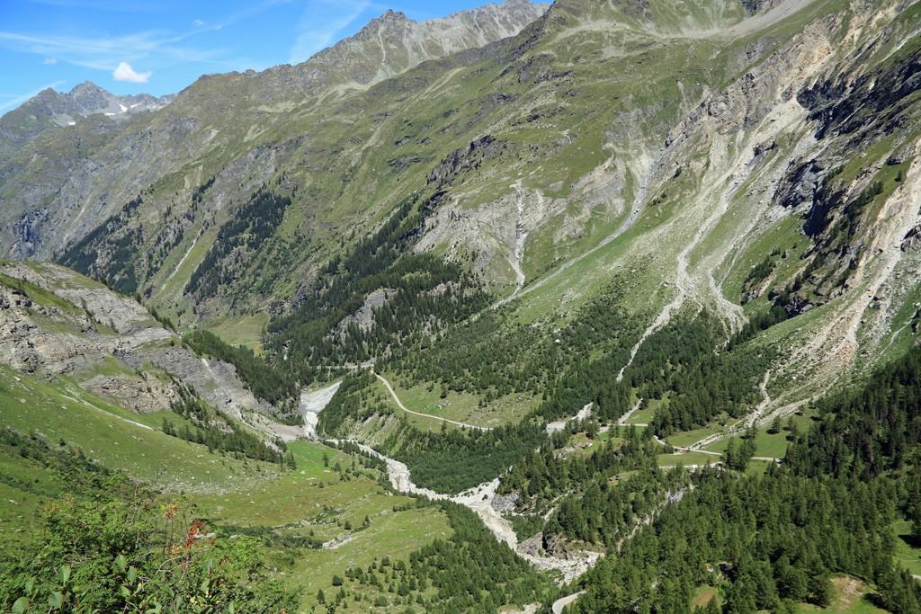 Val de Bagnes Mauvoisin