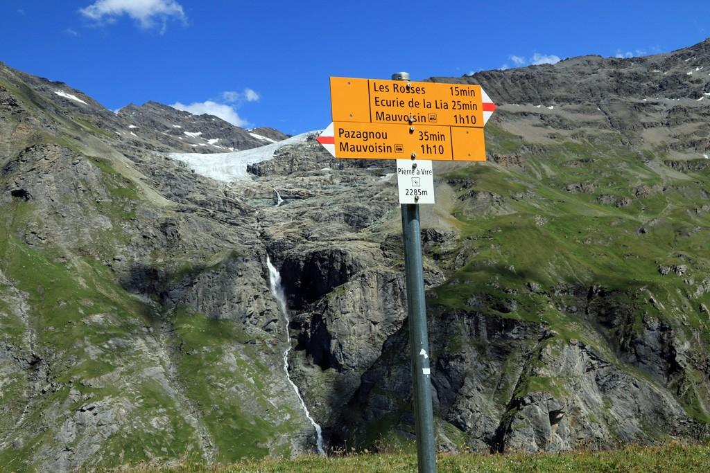 Hike Pierre à Vire