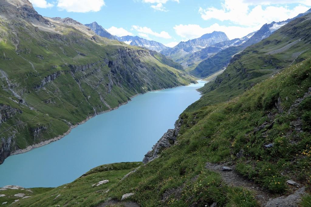 Lac de Mauvoisin