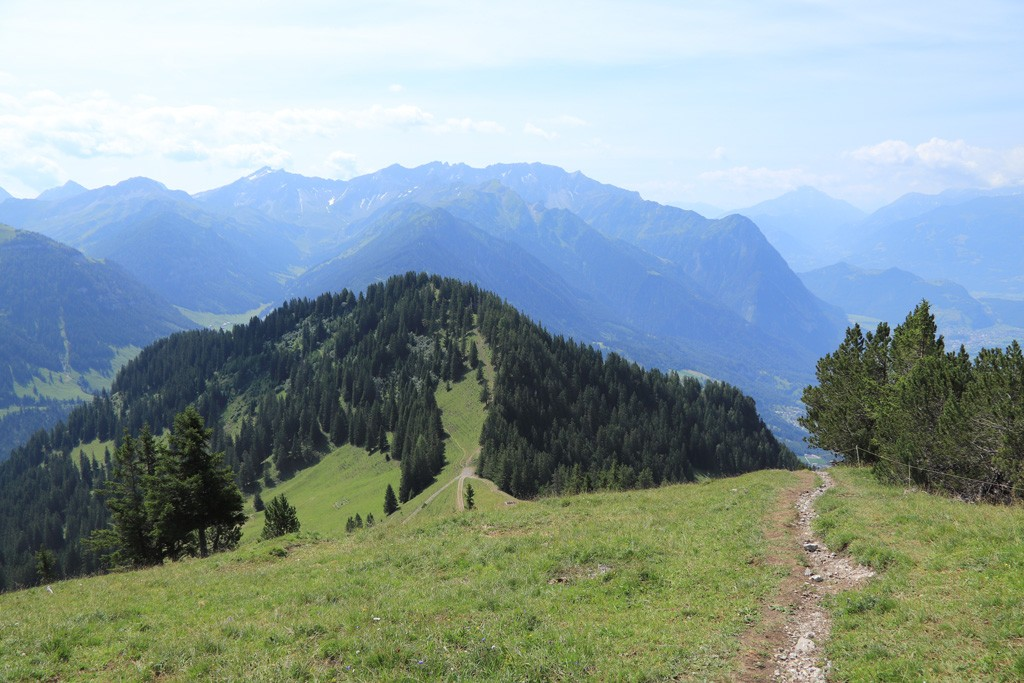 Alpspitz Liechtenstein