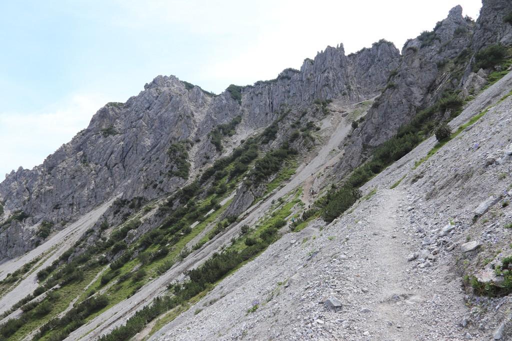 Gafleisattel Liechtenstein