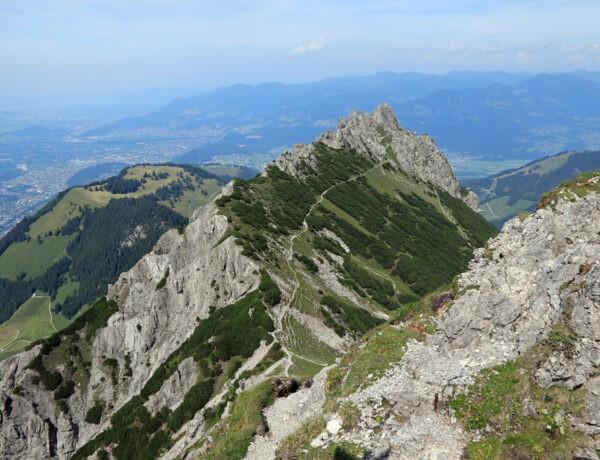 Kuegrat Drei Schwestern Liechtenstein