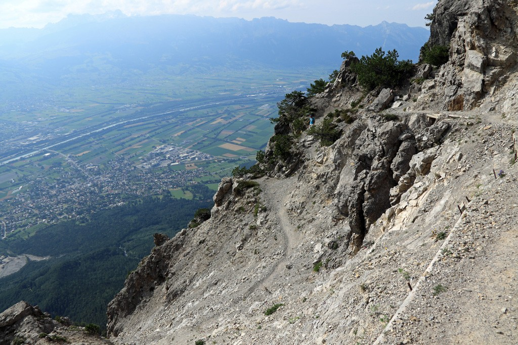 Fürstensteig Liechtenstein