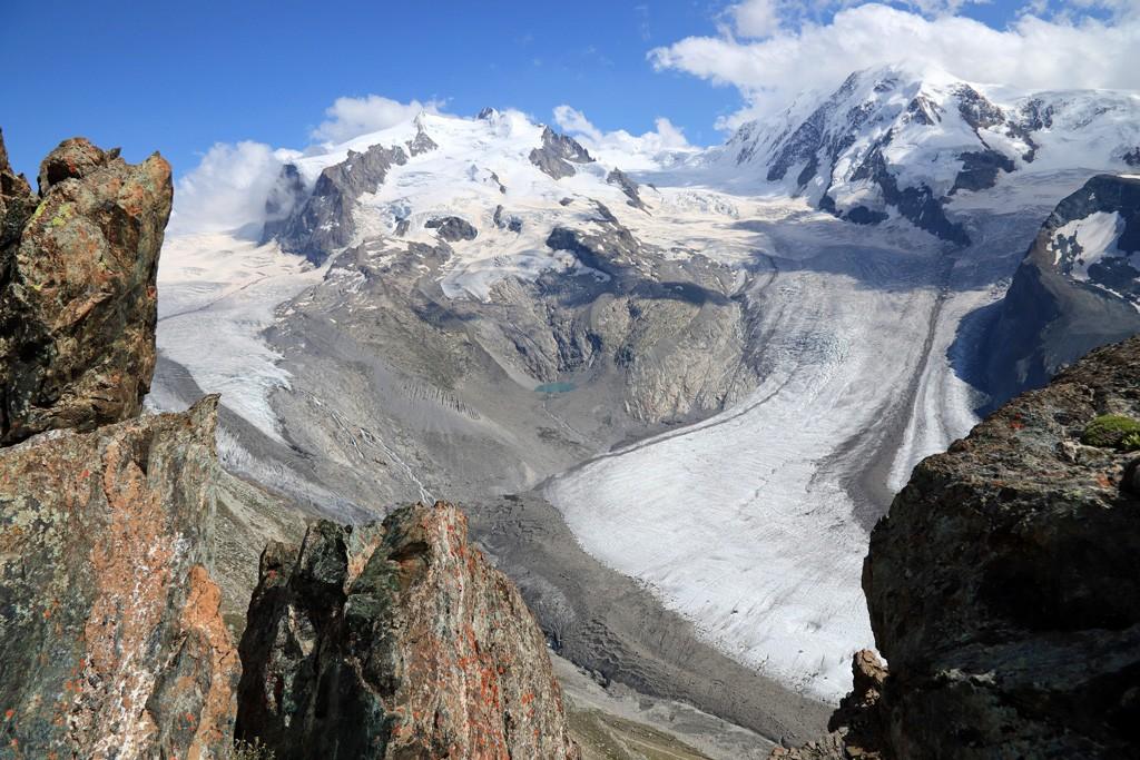 Gornergrat view hike