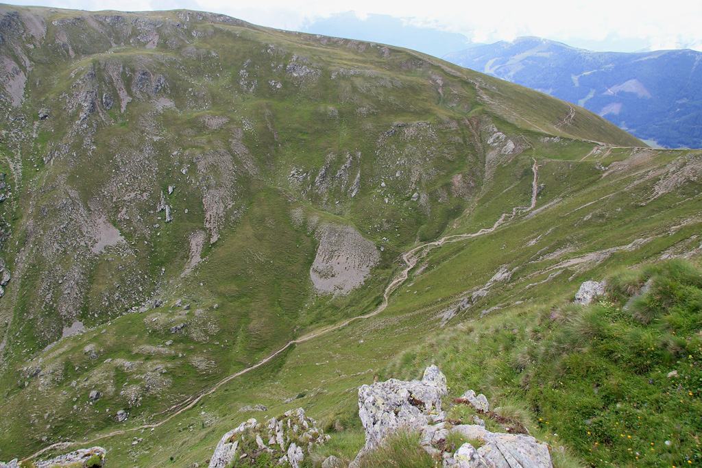 Falkertspitz uitzicht