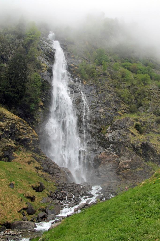 Parcines Partschinser waterval