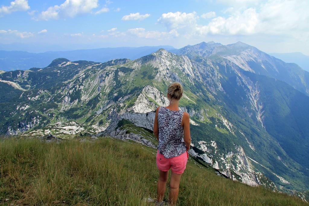 Mount Vogel uitzicht
