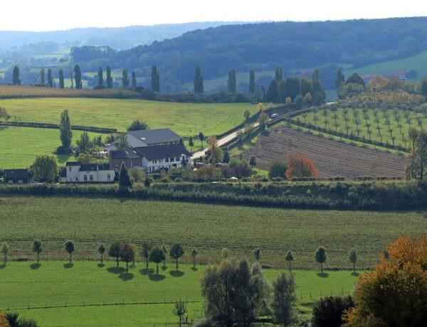 Eyser Plantage uitzicht