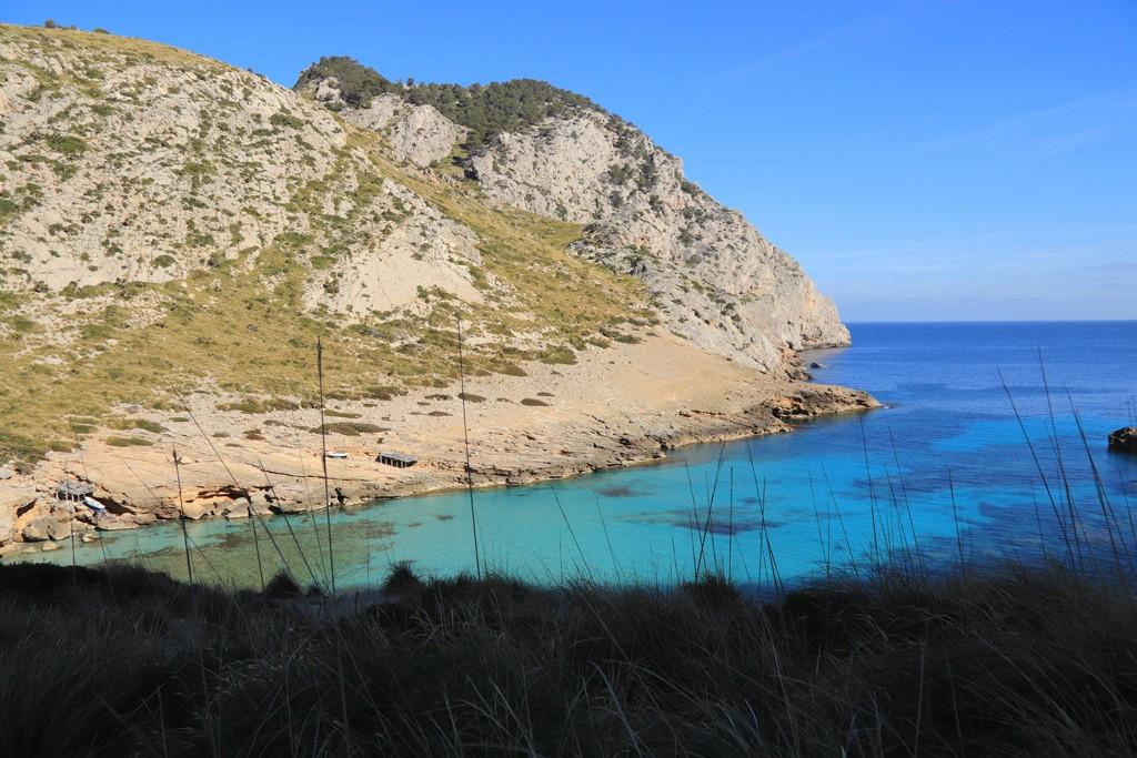 Cala Figuera Cap de Formentor