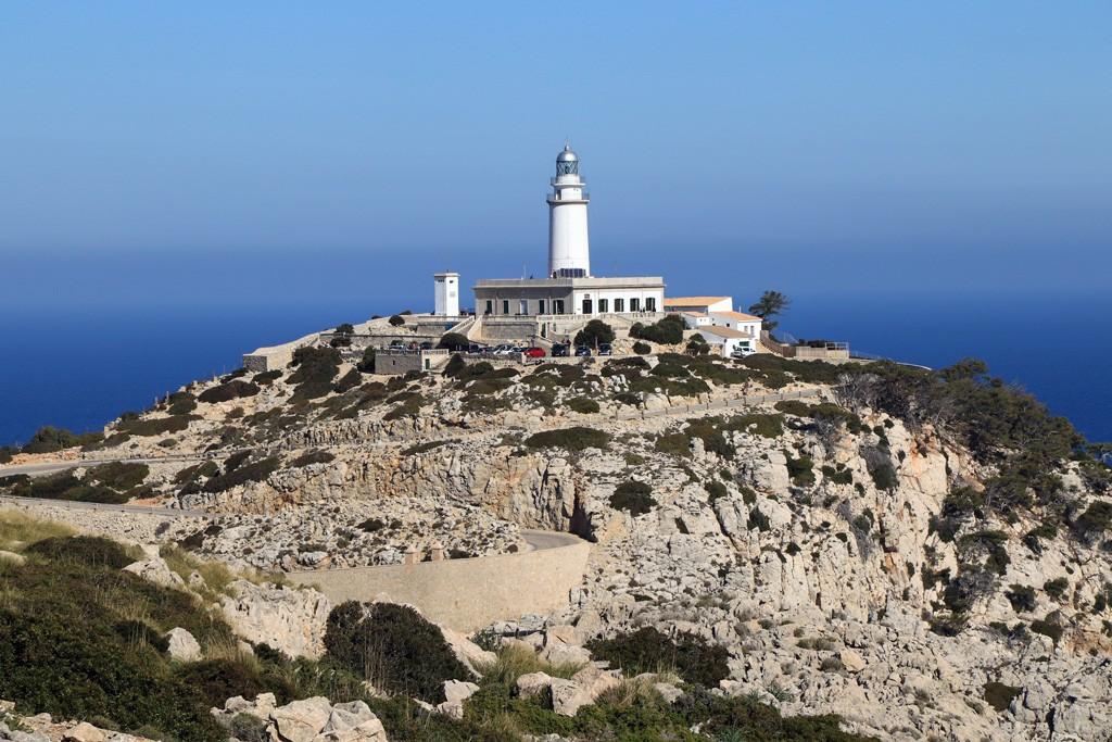 Vuurtoren Cap de Formentor