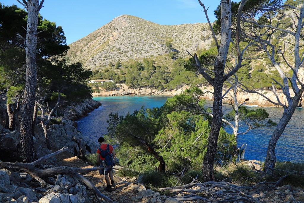 Cala Murta Cap de Formentor