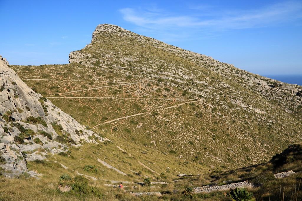 Fumat Cap de Formentor hike