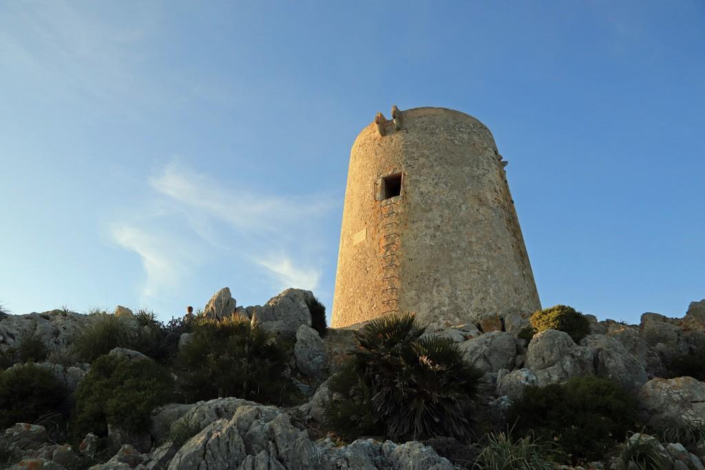 Talaia d'Albercutx Cap de Formentor