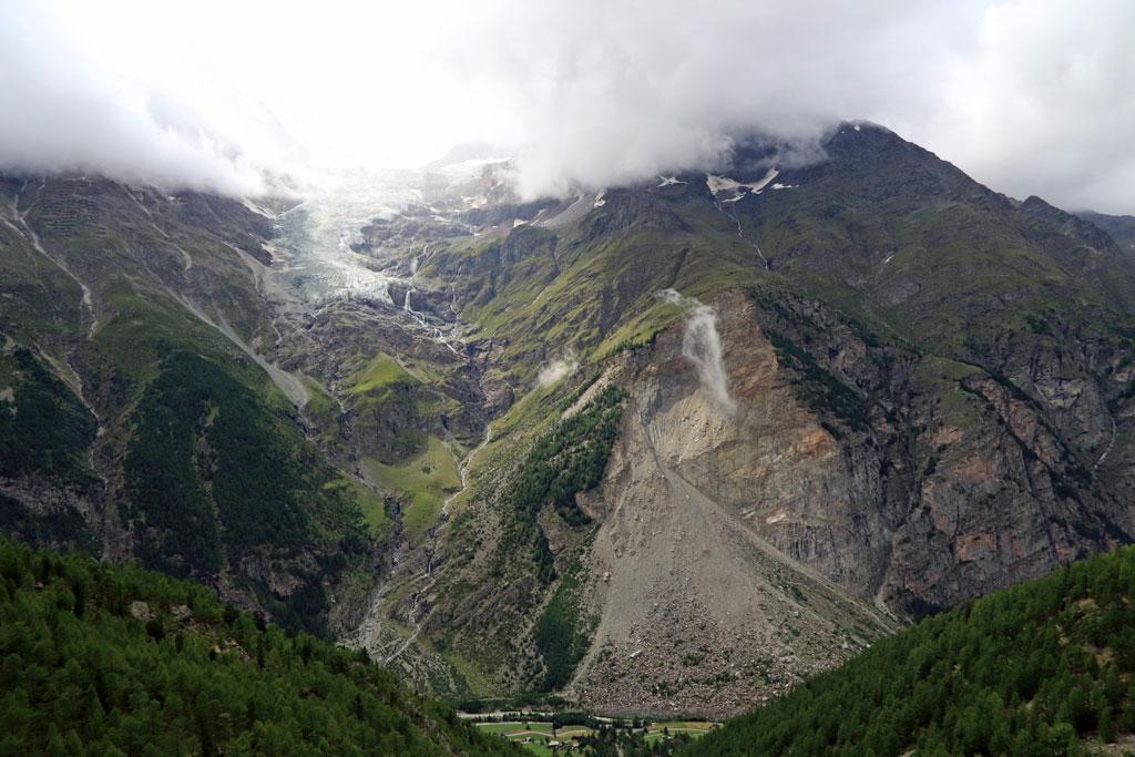 Randa gletsjer