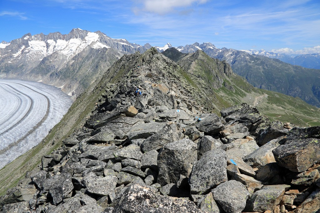 Unesco Höhenweg