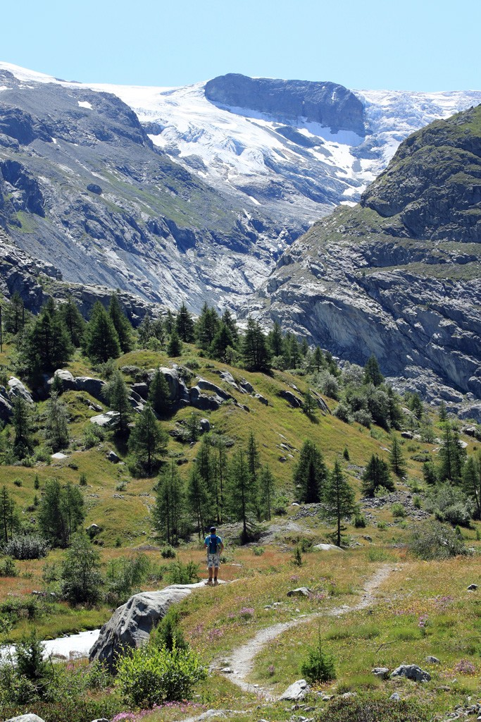 Gletsjer Ferpècle