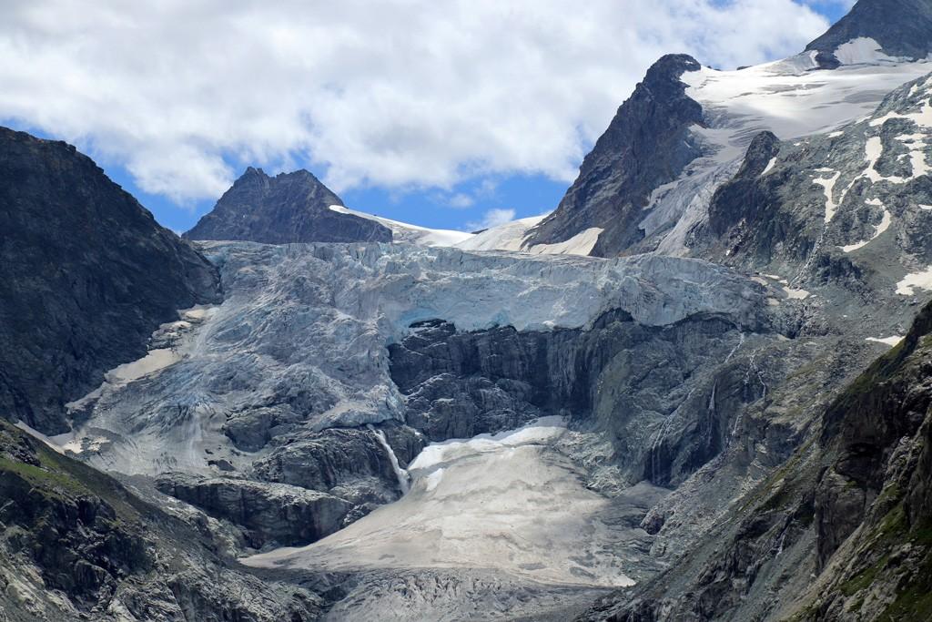Gletsjer Mont-Miné