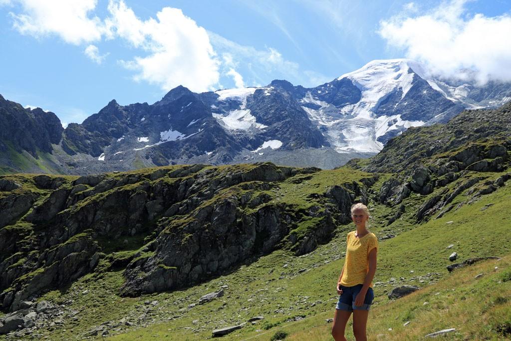 Hike Tour des Lacs Petit Combin