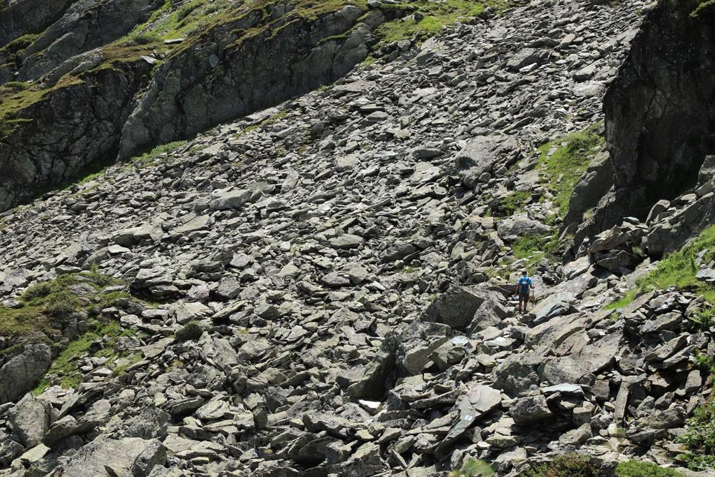 Tour des Lacs Val de Bagnes