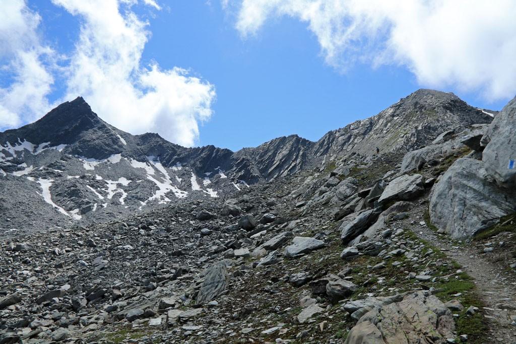 Tour des Lacs Col du Rogneux