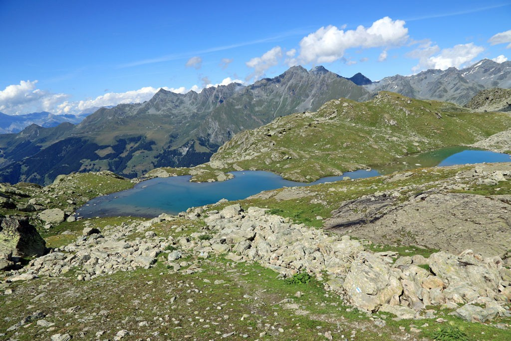 Tour des Lacs - Lac du Rogneux