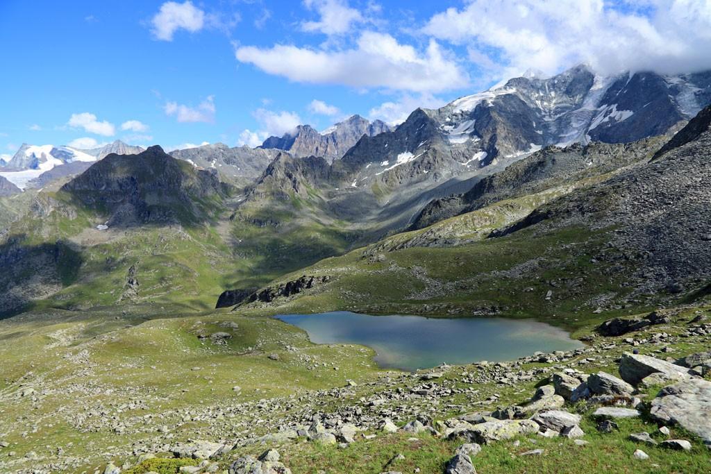 Tour des Lacs - Lac des Otanes