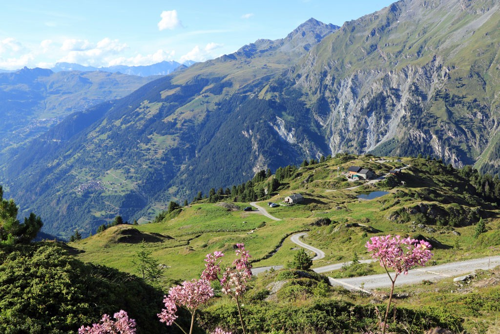 Cabane Brunet Val de Bagnes