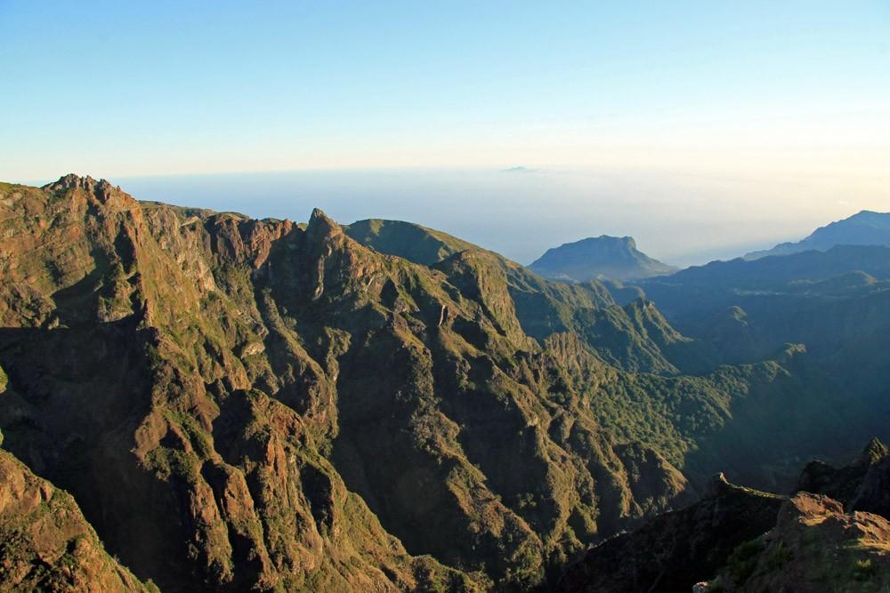 Hike Pico do Arieiro Ninho da Manta
