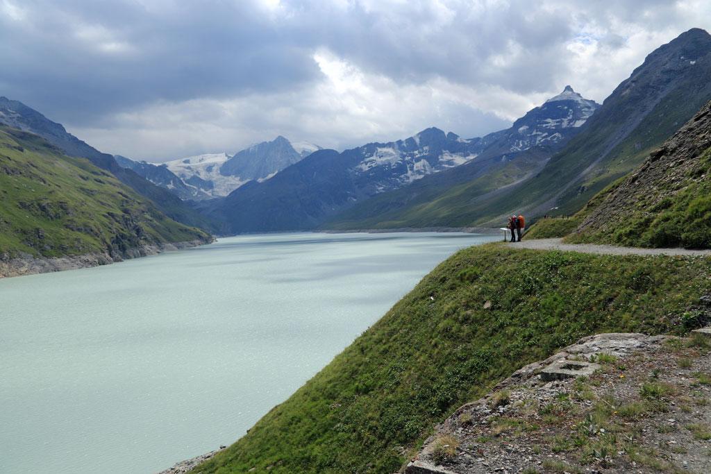 Lac des Dix Zwitserland