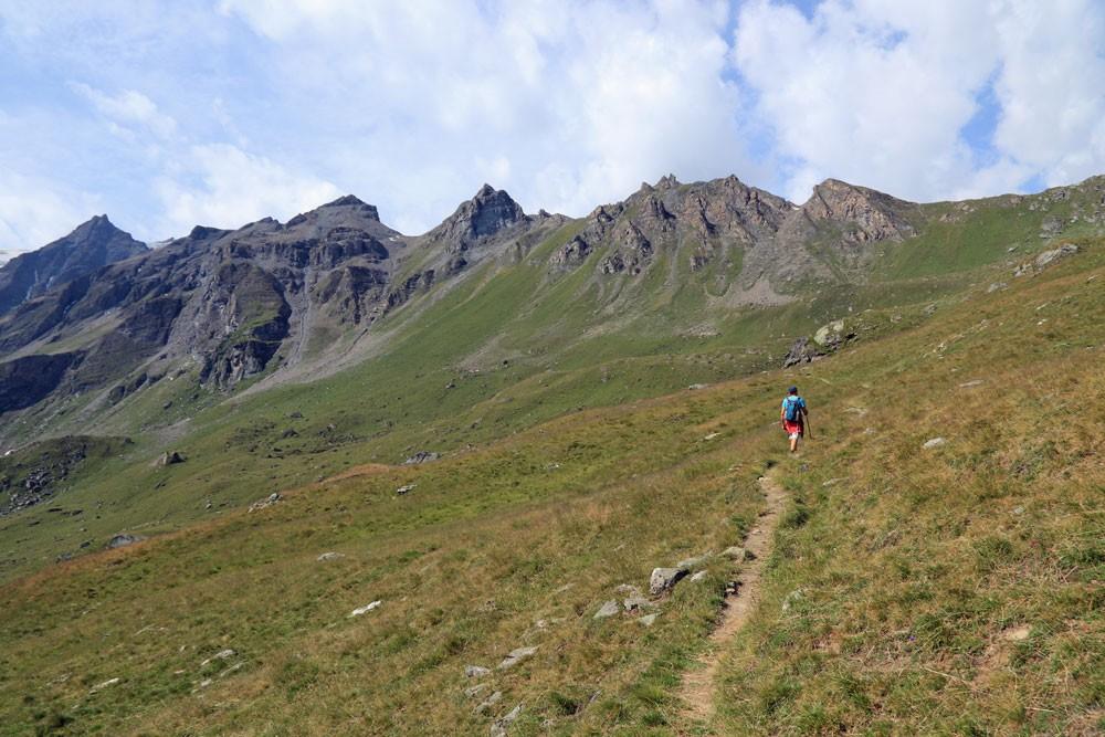 Hike Pic d'Artsinol