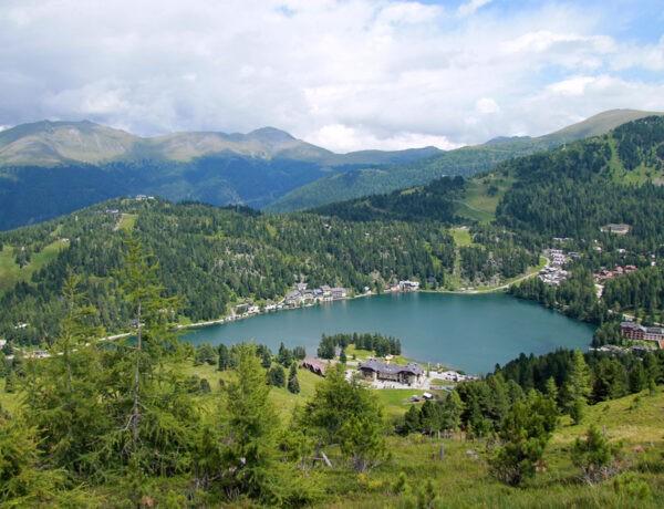 Turracher Höhe Turracher See