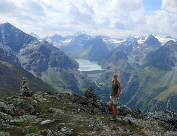 Uitzicht Pic d'Artsinol