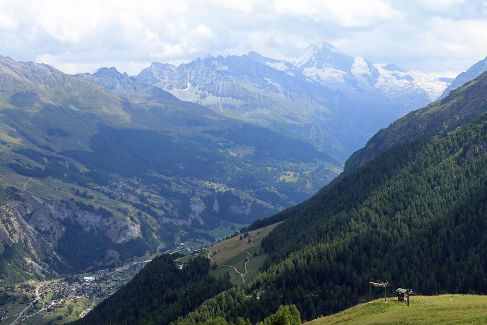 Dent Blanche Val d'Hérens