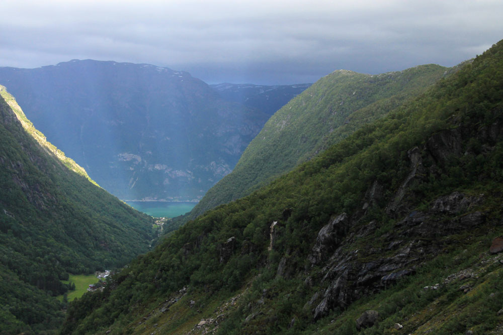 Norway Buarbreen hike