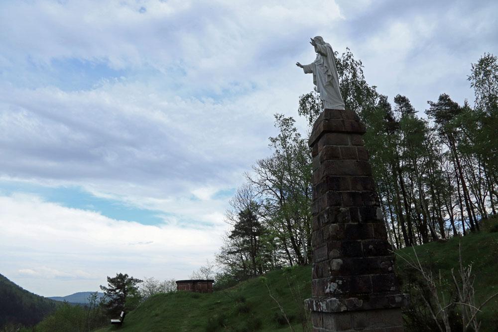 Rombach-le-Franc Le Sacré-Coeur