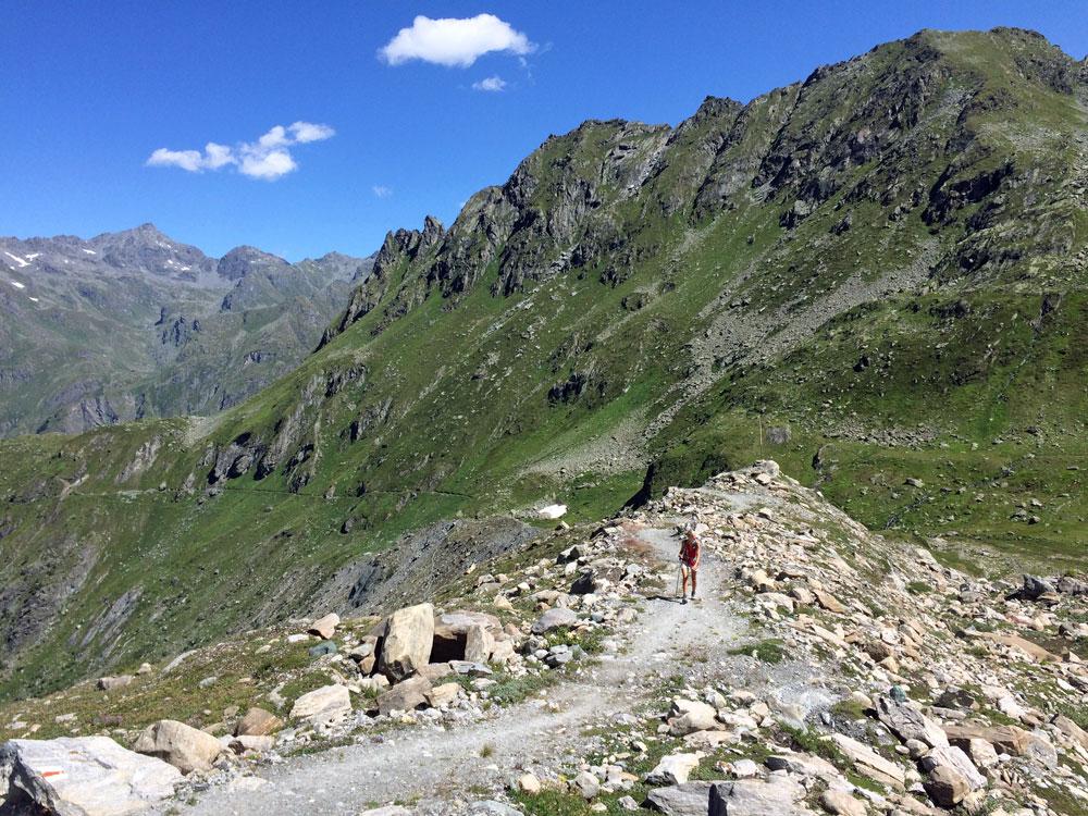 Hike Cabane de Panossière