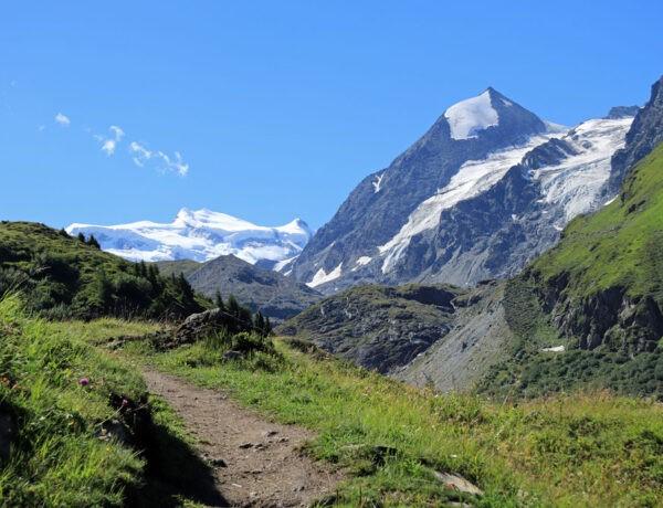 Hike Fionnay Cabane de Panossière