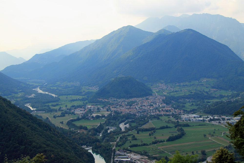 Uitkijkpunt Senica Tolmin