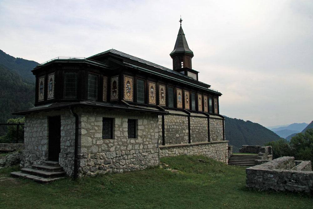 Javorca Memorial Church