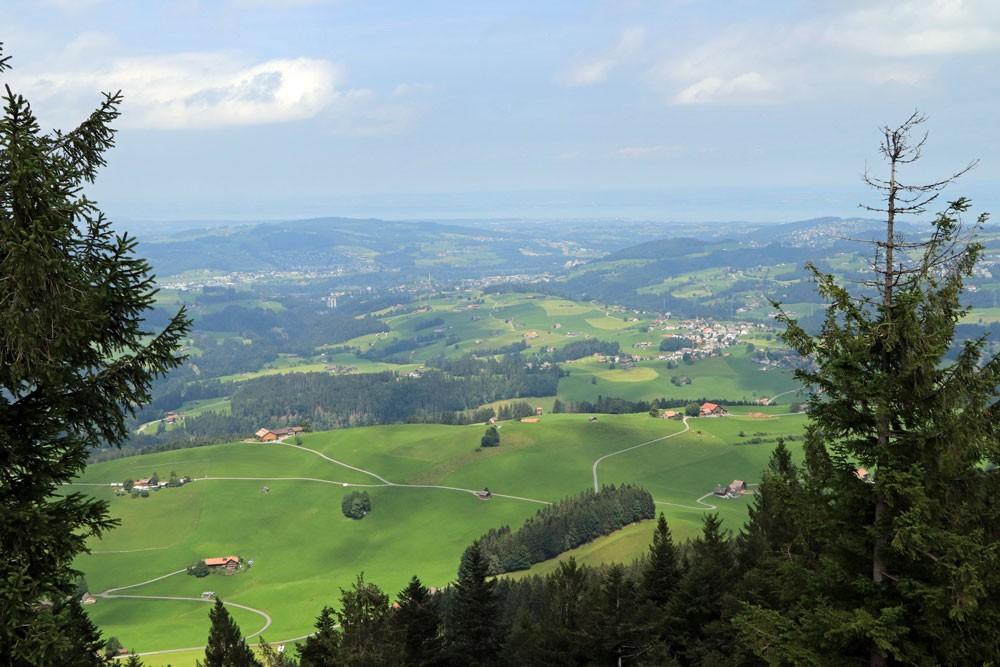 Hundwiler Höhi Bodensee