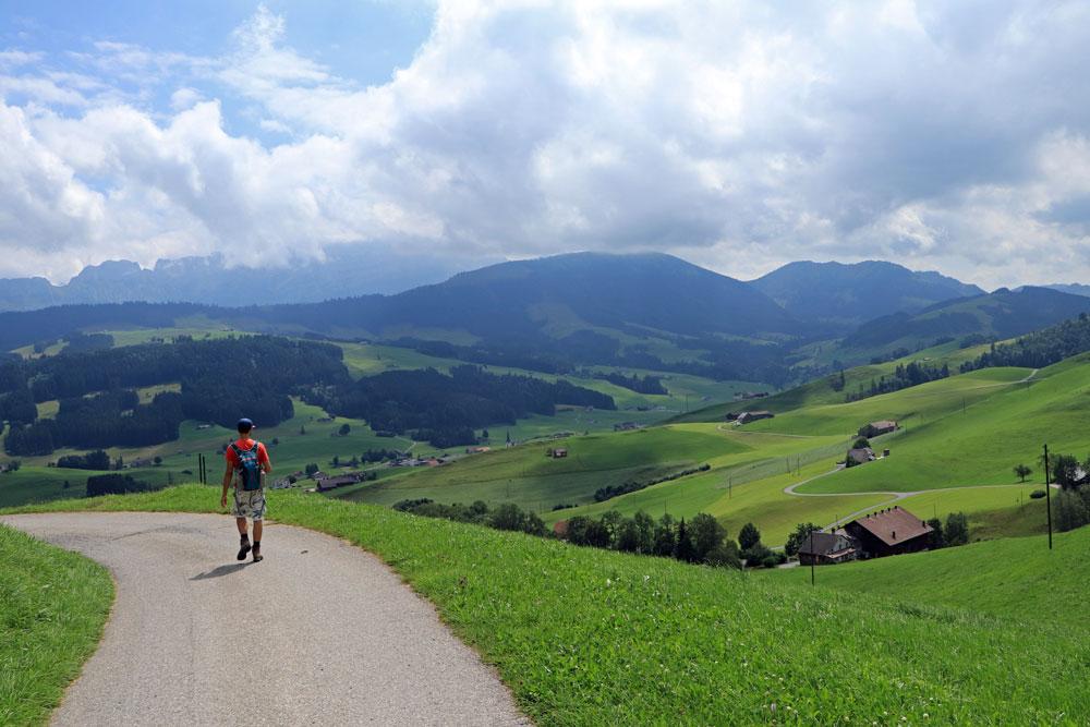 Appenzellerland Alpstein